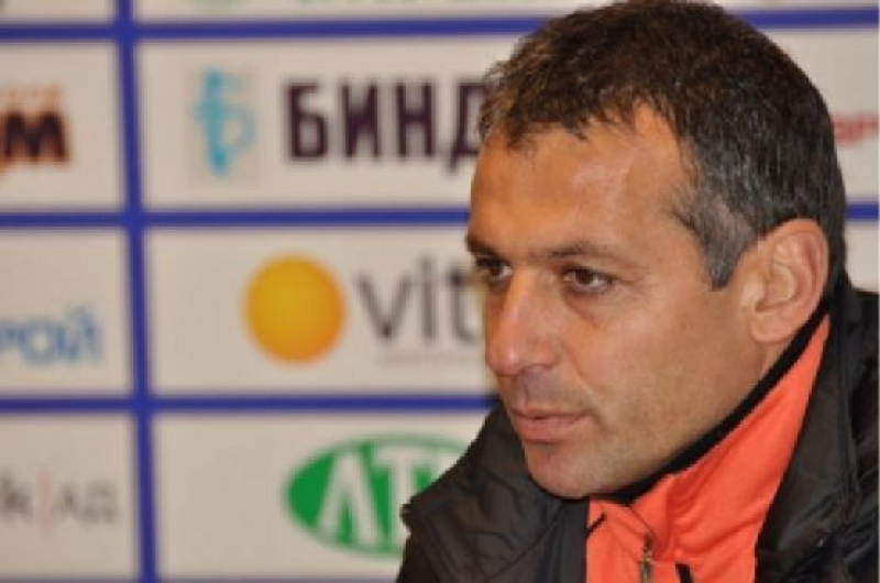 Димчо Ненов: Надявам се да запазим гръбнака на отбора