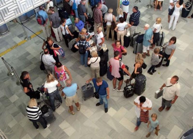 Туристы из России не могут вылететь из Бургаса