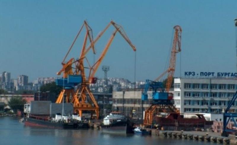 Пристанище – Бургас е затворено