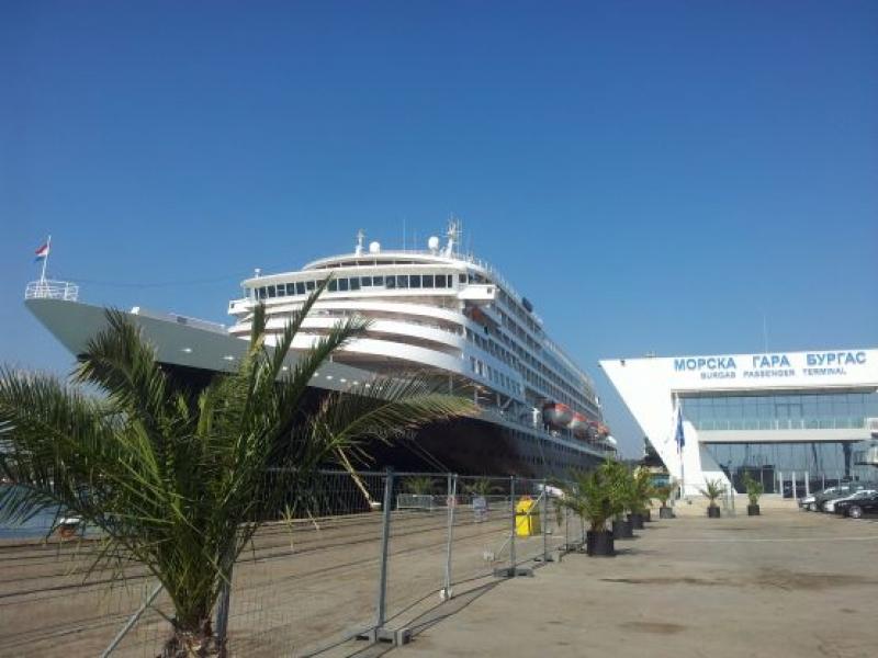 По-ниски такси в българските пристанища за круизните кораби