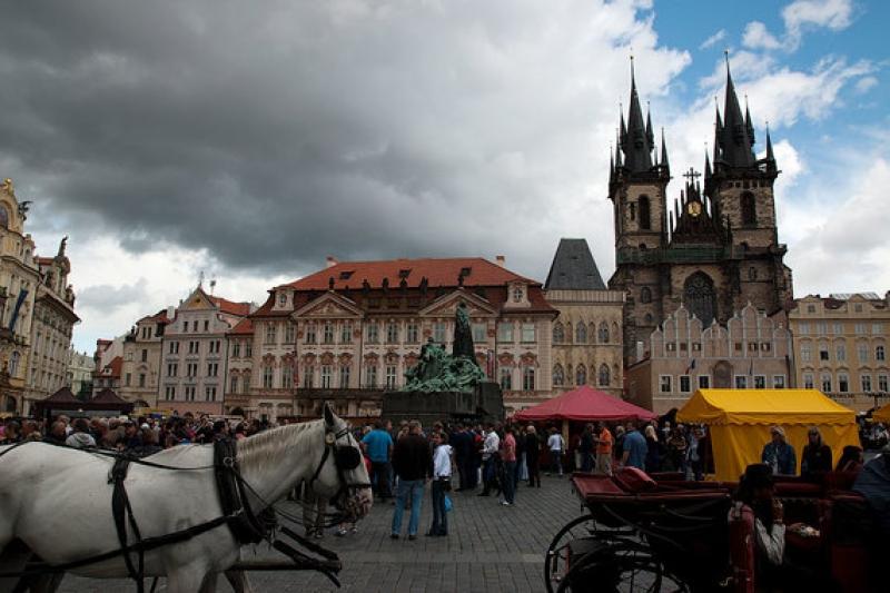 Европа недосчиталась трети российских туристов