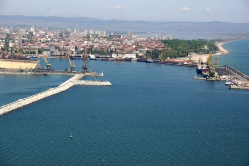 Бургаското пристанище навърши 112 години