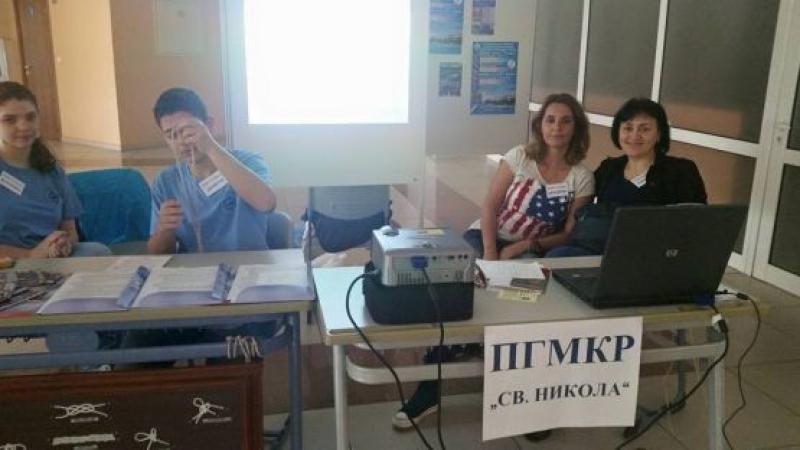Бъдещи моряци ще демонстрират умения пред Пантеона в Бургас