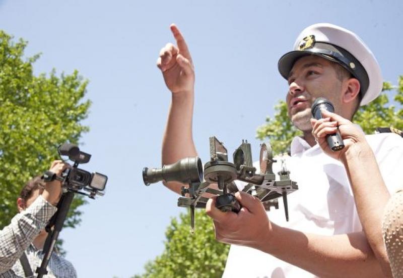 Бъдещи моряци демонстрираха умения в оспорвано състезание