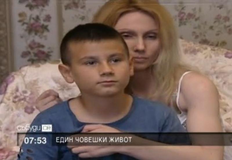 Млада майка се нуждае от помощ, за не се превърне в жив труп (ВИДЕО)
