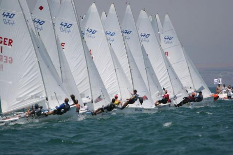 Голям интерес към Европейското първенство по ветроходство в класовете 420 и 470