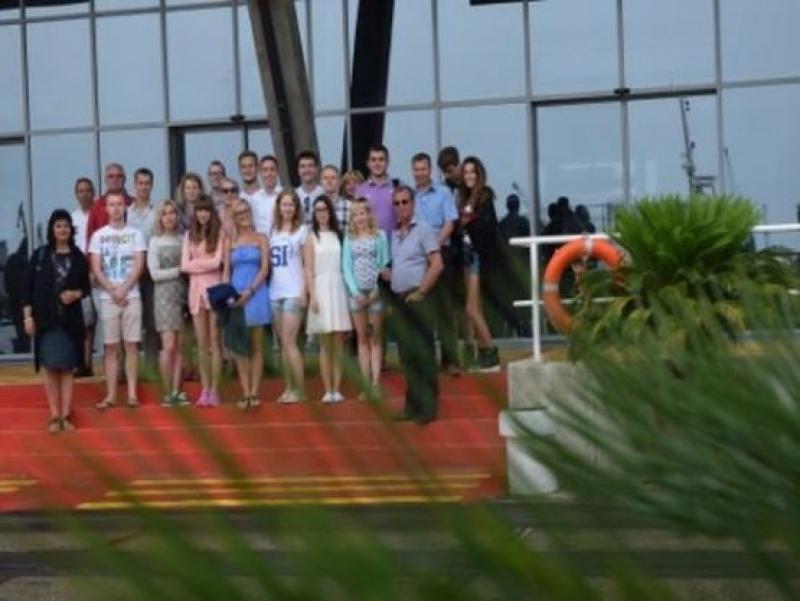 Български и руски студенти и преподаватели посетиха