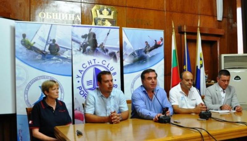 220 лодки ще участват Европейско първенство по ветроходство клас 420 и клас 470