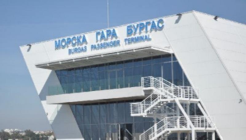 Ден на делфините на Морската гара в Бургас