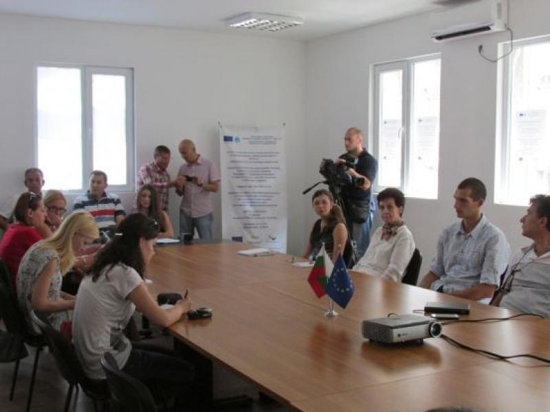 ИАРА повишава квалификацията на служителите си по европроект