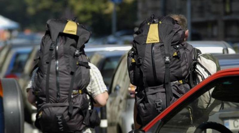 В июле зарегистрирован спад числа зарубежных туристов