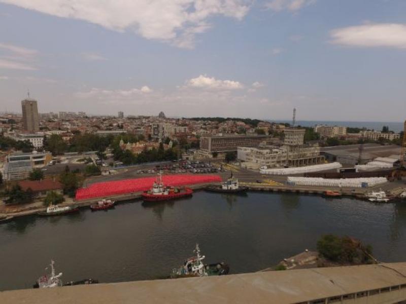 """""""Пристанище Бургас"""" ЕАД инвестира в ремонт на съоръжения и квалификация на кадри"""
