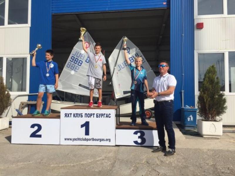 "Приключи международната регатата ""Black Sea Cup""- Бургас 2015"