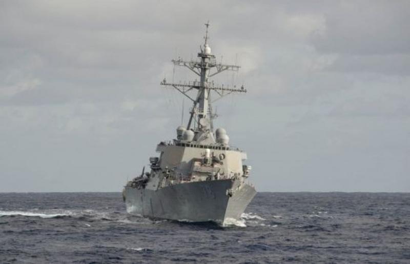 Porter под постоянно наблюдение на Черноморския флот на Русия