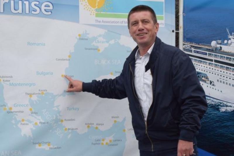 Макет на Черно море ще бъде изработен за Морска гара в Бургас