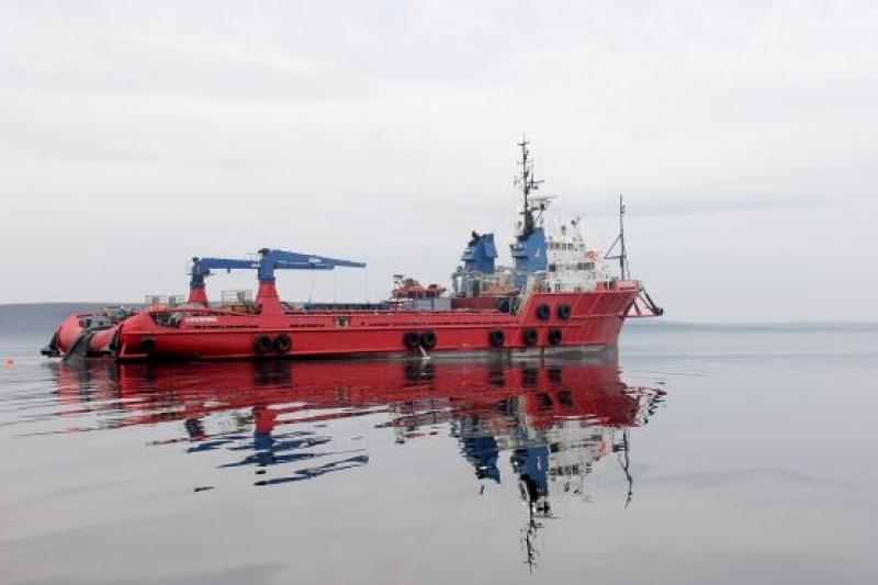 """Enterprise""оказа решаваща помощ на бедстващия турски кораб ""Pazar"""