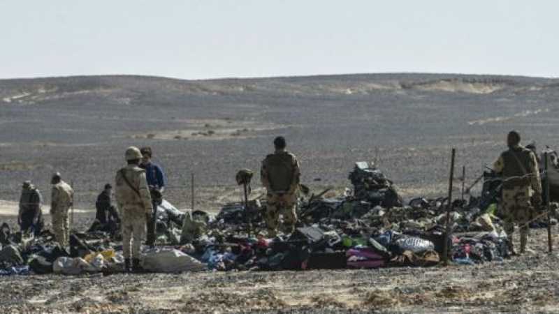 Боевики ИГ: Мы сбили А321, но не скажем как