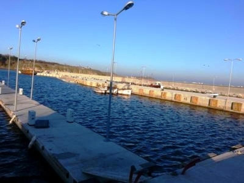 Приключи строителството на пристанището в град Черноморец