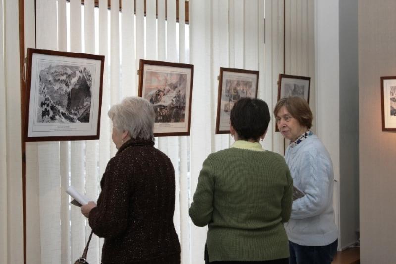 В Москве посвятили выставку героям Плевны и боев на Шипке