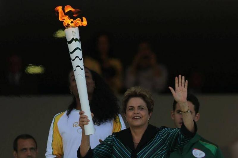 МОК разкрива тайните на олимпийския факел за Рио