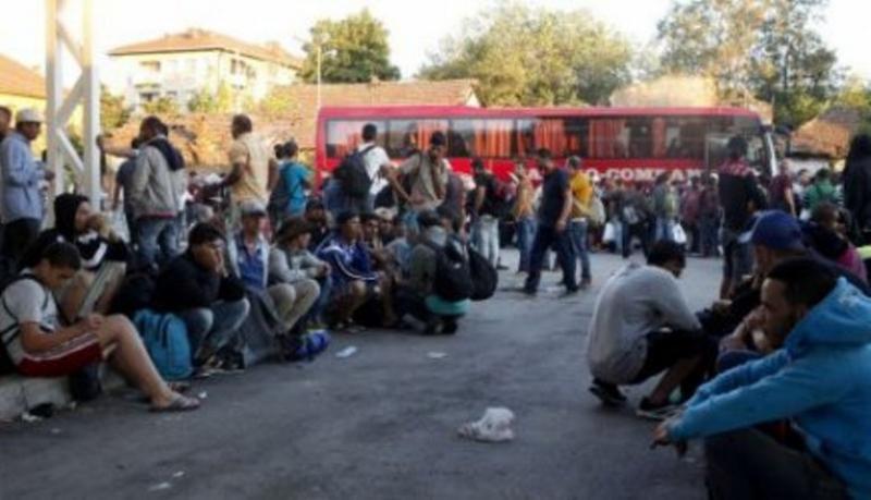 Иммигранты в Грецию не желают переезжать в Болгарию