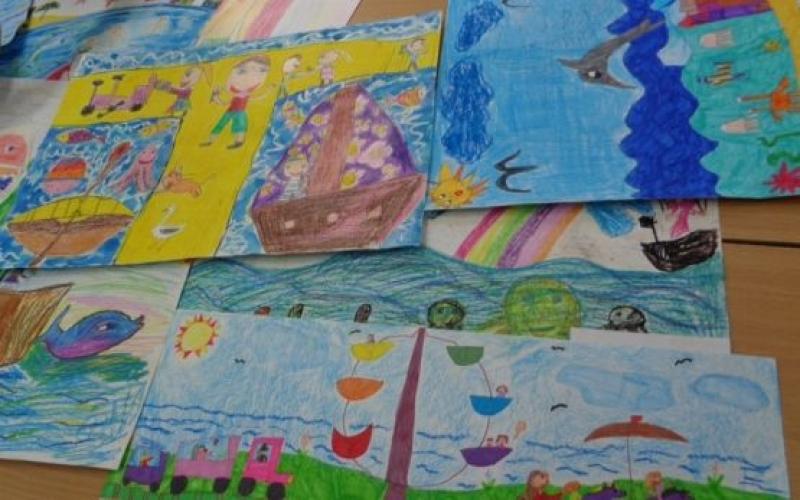 Детски рисунки ще покажат Бургас и морето на 1-ви юни