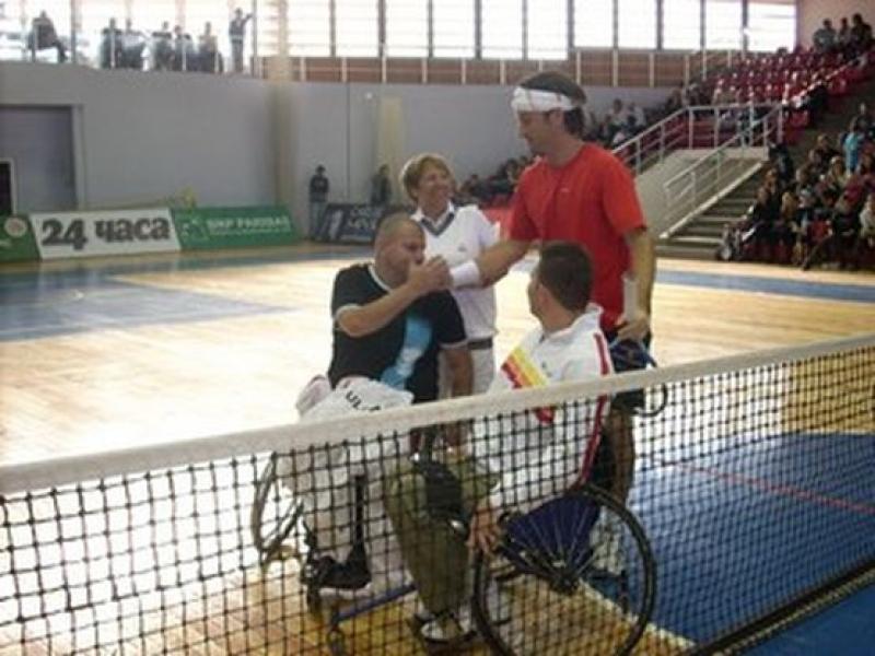 МС осигури 1,3 млн. лв. за развитие на спорта при хората с увреждания