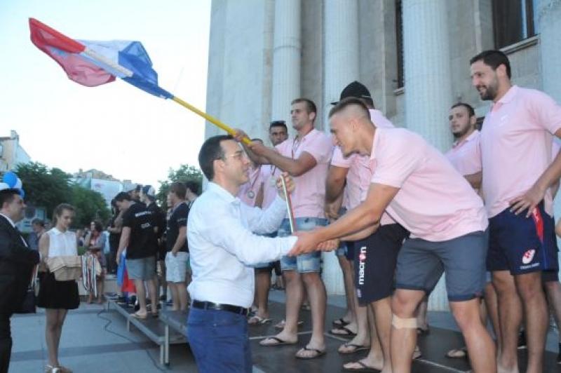 Хърватия грабна купата на Европейското първенство по ръгби
