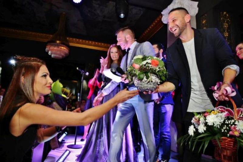 Топ коафьорът Любен Николов с невероятното шоу в Слънчев бряг