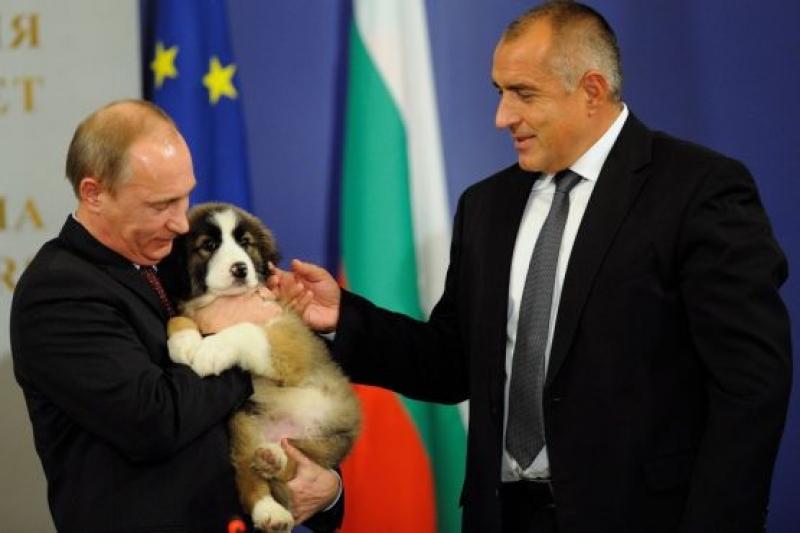 Путин и Борисов разговаривали по телефону