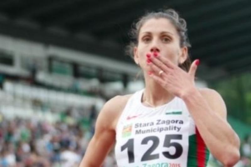 Изгониха Дънекова от Рио заради ЕПО