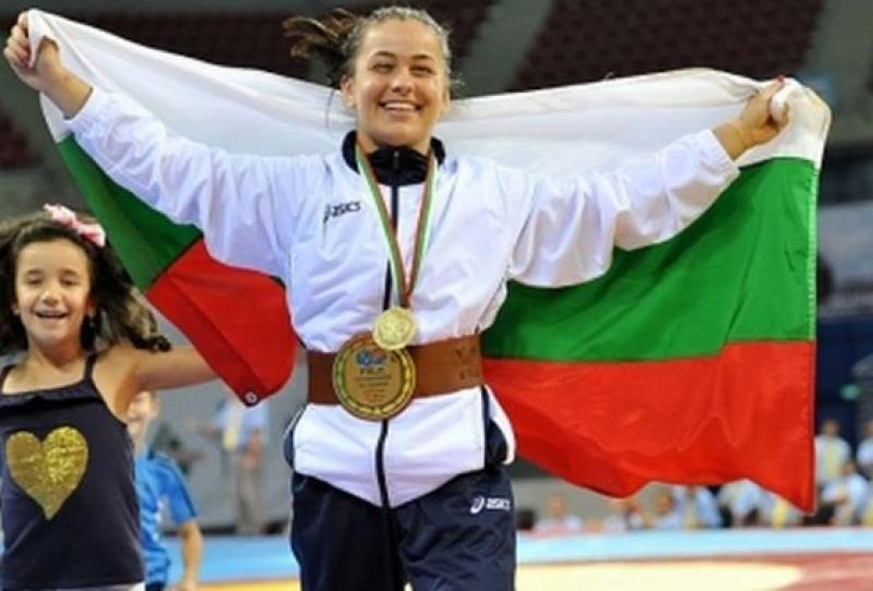 Елица Янкова донесе първия олимпийски медал за България