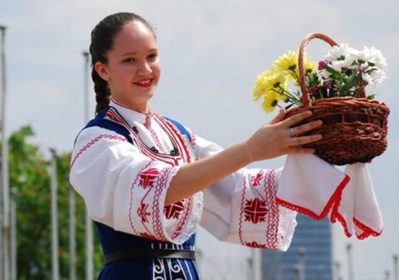 В Солнечном береге продолжает ХXIV Международный фестиваль «Мы – ХХІ век»