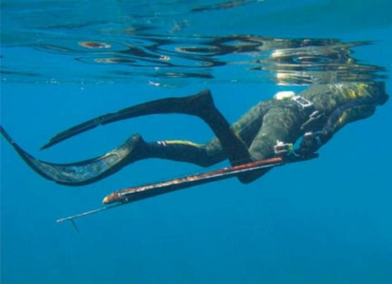 Бургаските подводни риболовци превзеха
