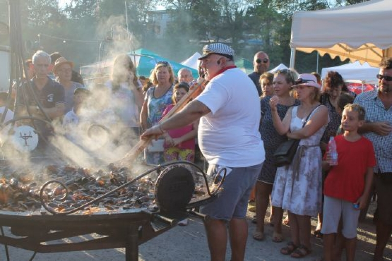 Рибен фест- Царево с рекорден брой посетители