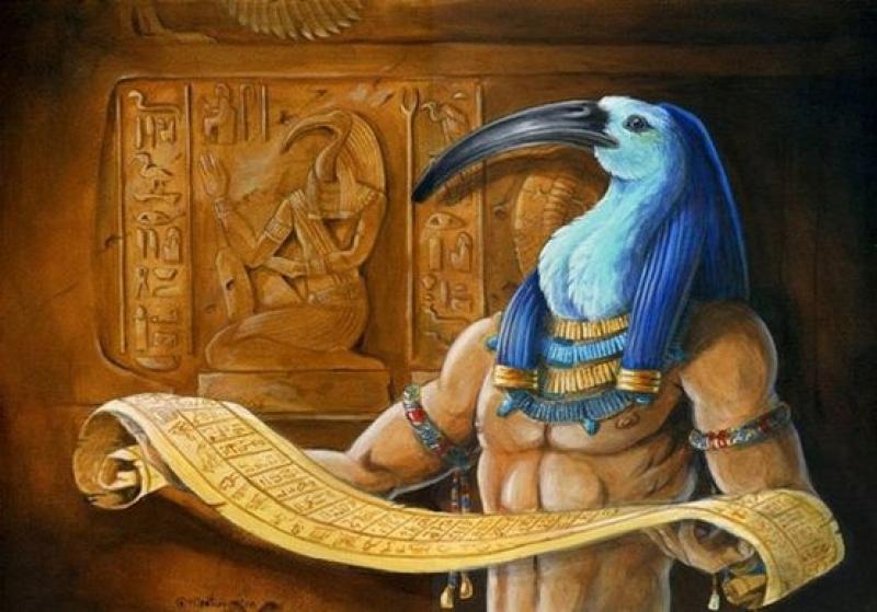 Коя египетска зодия сте?