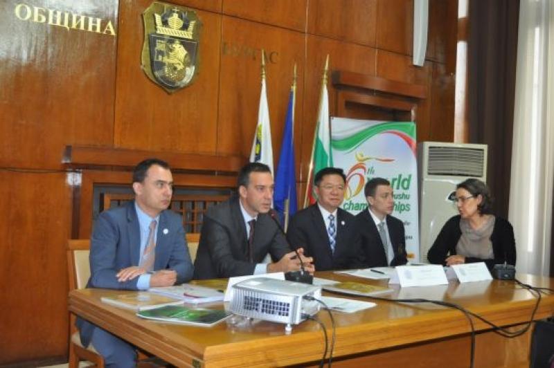 Световният елит по Ушу идва в Бургас