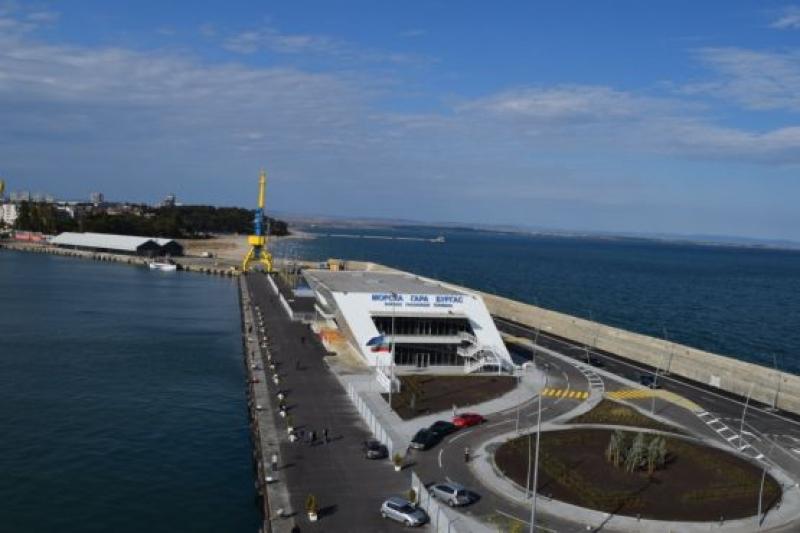 С нова визия Морска гара - Бургас ще посрещне лайнера MSC Opera