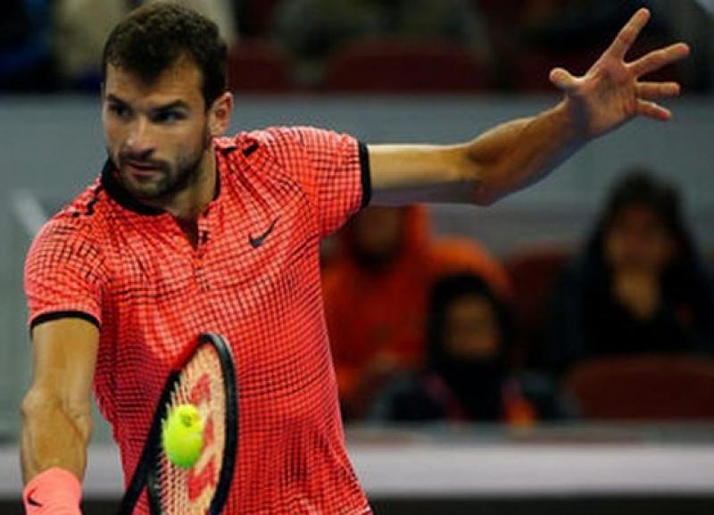 Григор Димитров загуби от Мъри на финала в Пекин