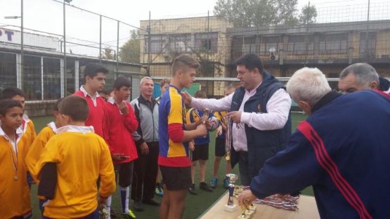 Младите бургаски ръгбисти с престижна победа