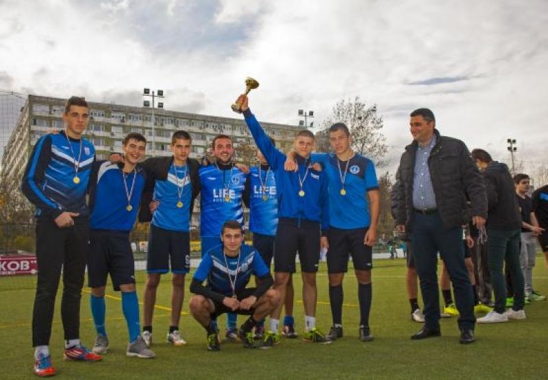 Отборът Poboy спечели купата на БМФ Порт Бургас