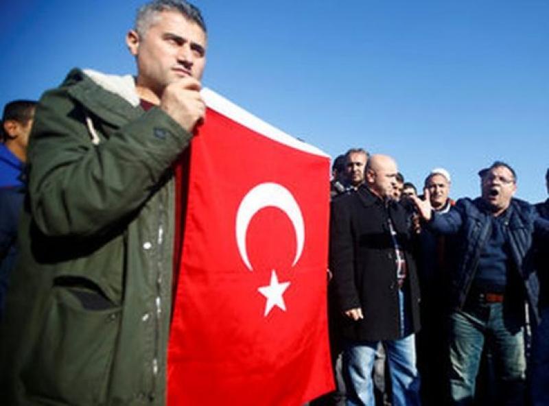 Над 230 станаха задържаните след атентатите в Турция