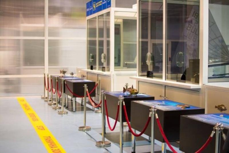 Изложба за незрящи представят в Морската гара на Бургас