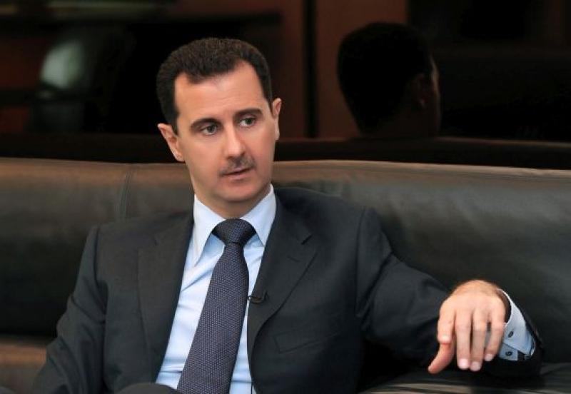 Германия :  Башар Асад може да остане президент, но с ограничени правомощия