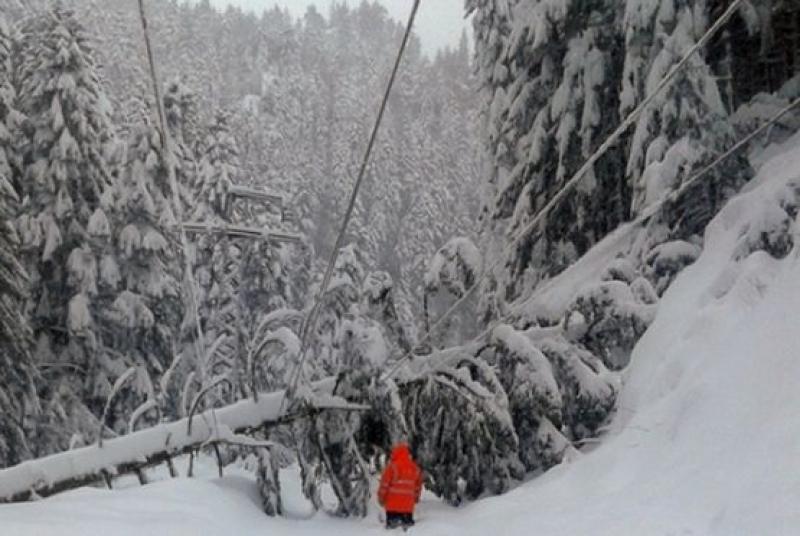 Несмотря на морозную зиму, режим подачи электроэнергии не ожидается