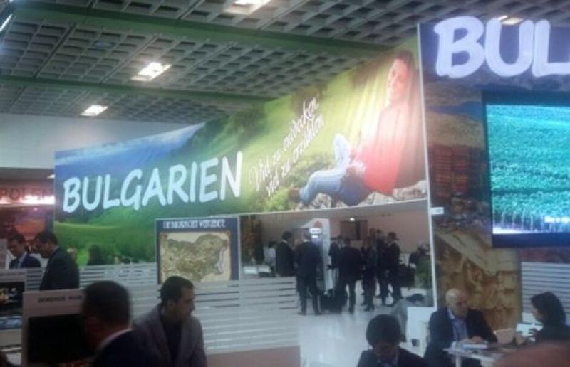 Болгария на авторитетной туристической выставке в Берлине