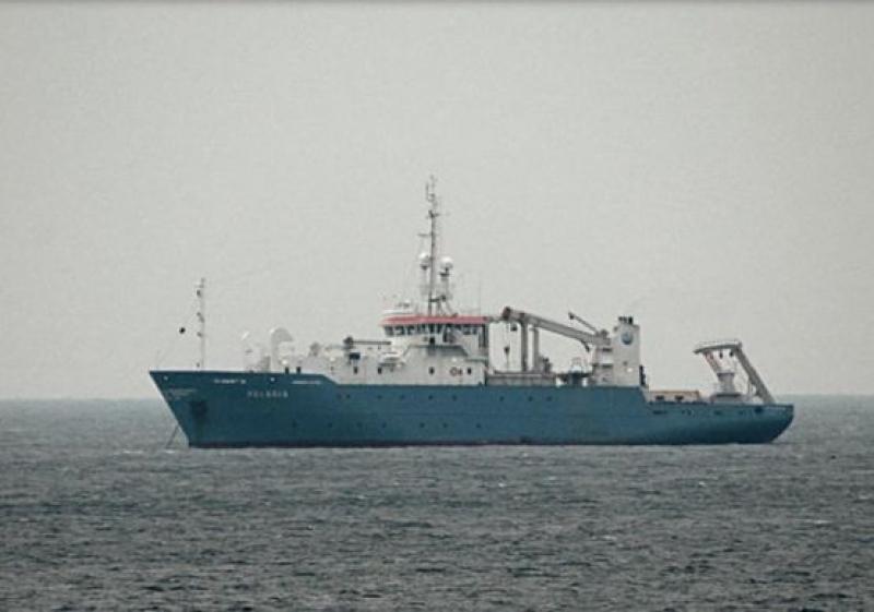 Холандски научно-изследователски кораб ще проучва в българската акватория