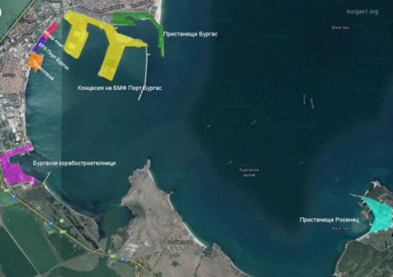 Драгажни дейности започват в Бургаския залив