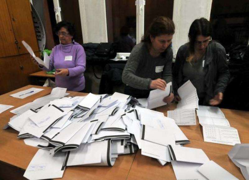 Неясная ситуация после досрочных выборов в Болгарии