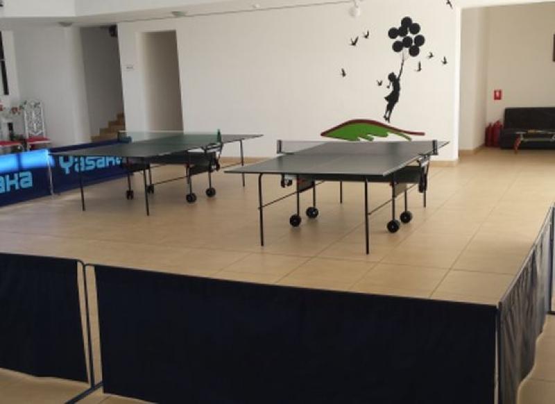 В Средец отваря врати Център за тенис на маса